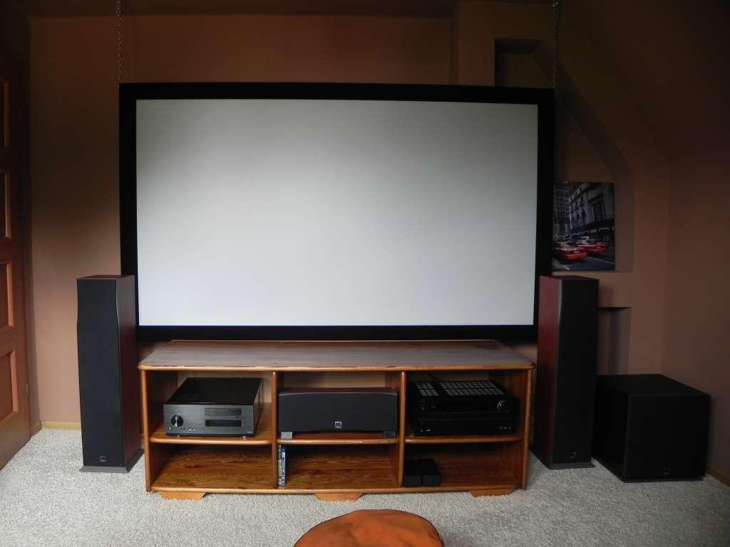 Mój pokój kinowy/multimedialny