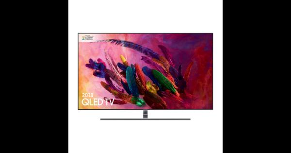 """[SPRZEDAM] Samsung 75"""" Q7FNA (QLED, 2018!) NOWY"""