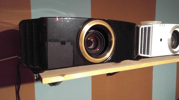 Sprzedam Projektor JVC DLA X7 / RS50 3D Lampa 1300h HI-END! D-ILA LcoS
