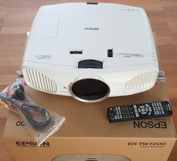 Epson EH-TW7200 Projektor Kina Domowego HD