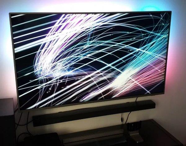 TV Philips 49PUS8303 4K 120 Hz, nowy ekran, na gwarancji