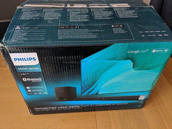 Soundbar 3.1 Philips HTL5160B/12 Poznań