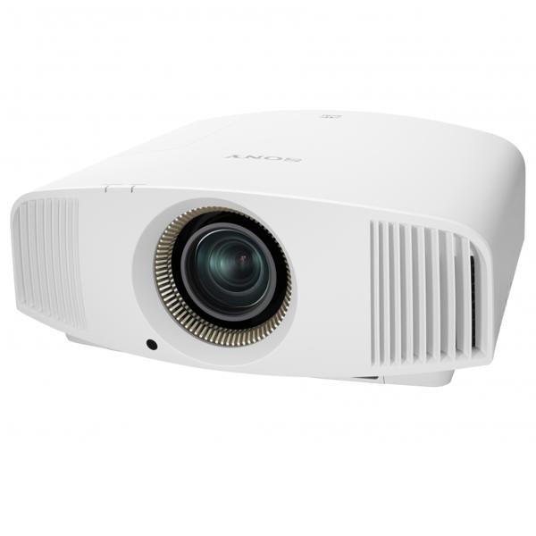 Kupie projektor Sony 4K z serii VPL biały w rozsądnej cenie