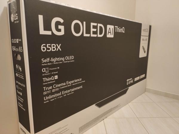 LG OLED 65 BX
