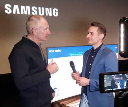 Wywiad z Panem Paw�em Edelmanem - wybitnym operatorem filmowym oraz ambasadorem marki Samsung SUHD