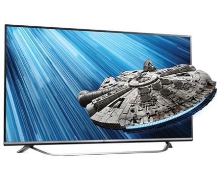 """TEST: LG UF850V 55"""" Ultra HD 4K LCD LED"""
