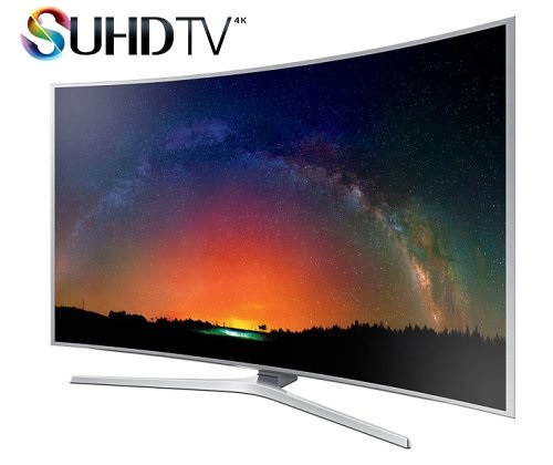 "TEST: Samsung JS9000 55"" SUHD Ultra HD 4K 3D LED LCD Tizen"