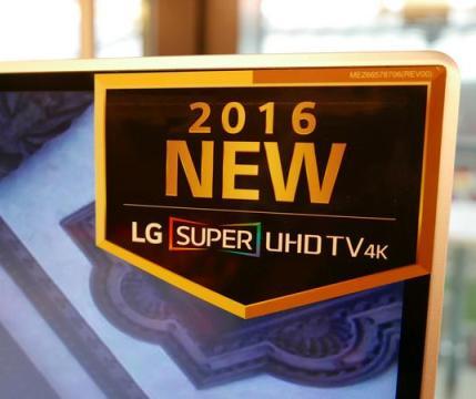 LG Super UHD 4K z certyfikacj� Dolby Vision - polska premiera 2016