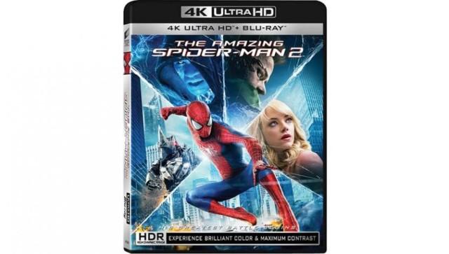 Sony Pictures og�osi�o pierwsze tytu�y UHD Blu-ray dla UK