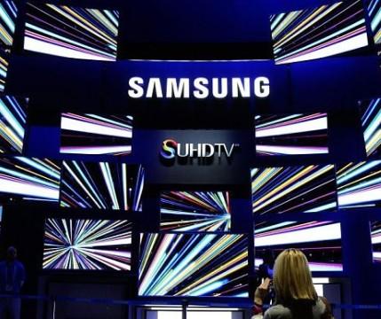 Rekordowy poziom sprzeda�y TV Samsunga: Ameryka P�nocna