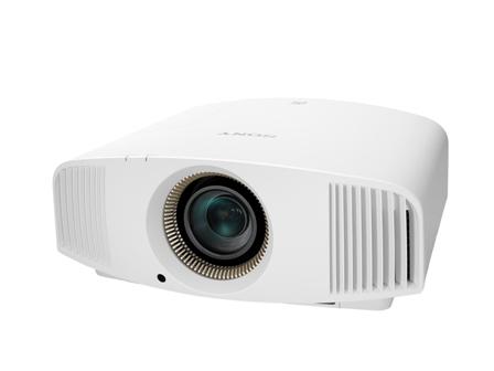 Sony rozszerza mo�liwo�ci projektora VPL-VW320ES o wy�wietlanie obrazu 4K HDR