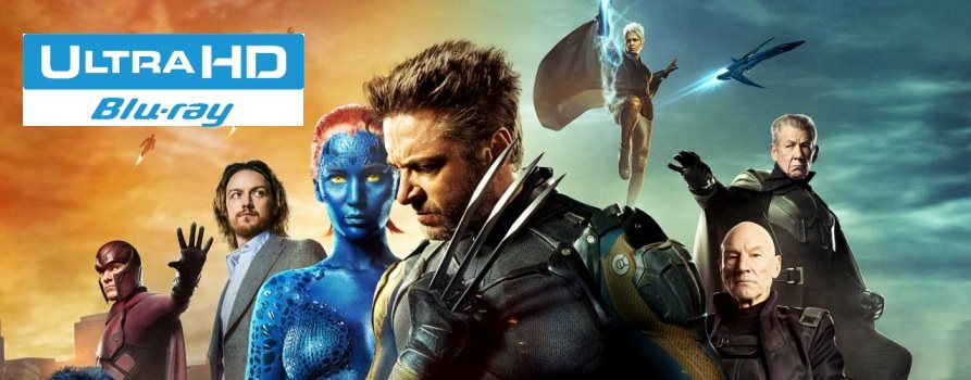 Wszystkie nowe filmy wytw�rni Fox na Ultra HD Blu-ray i z HDR