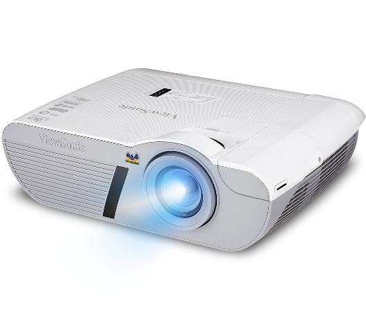 TEST: Projektor ViewSonic PJD7830HDL Full HD 3D DLP