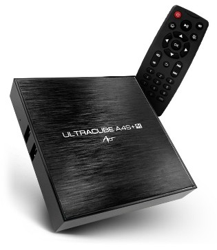ART ULTRACUBE A4S Smart TV bez lag�w 4K
