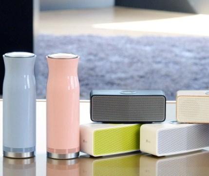 IFA 2015: LG prezentuje Music Flow 5 oraz SoundPOP 360