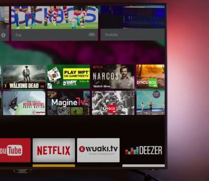 Philips PUS6401 TEST Android TV Ultra HD 4K