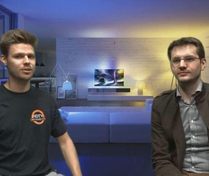 Wywiad: Rozmawiamy z Piotrem Herodem z firmy Philips - Android TV - Premiera 2015