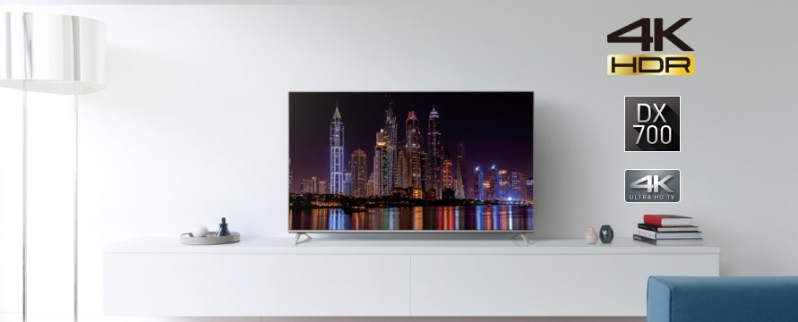 Panasonic TX-50DX700E TEST - Ultra HD LCD LED