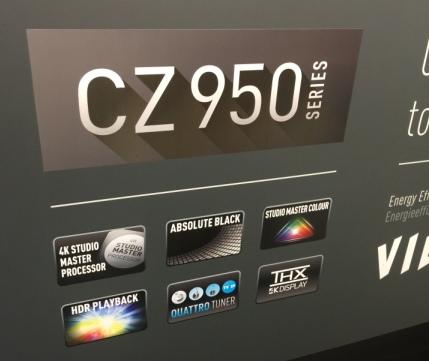 Panasonic OLED CZ950 na Targach Dom Inteligentny EXPO 2015