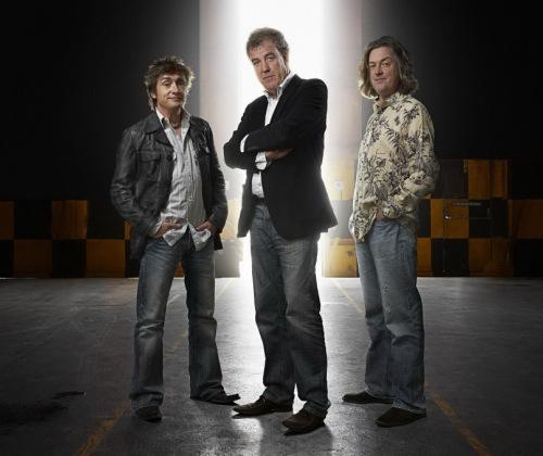 Gospodarze programu Top Gear i Netflix tworz� nowy program motoryzacyjny