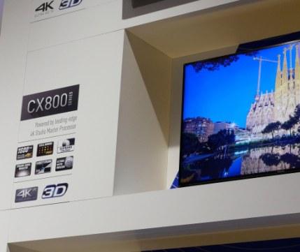 Topowy model Panasonica CX800 wchodzi na rynek
