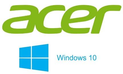 Urz�dzenia Acer z darmow� aktualizacj� do Windows 10