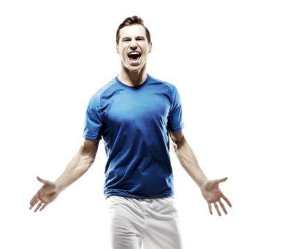 Grzegorz Krychowiak promuje telewizory Samsung 2016