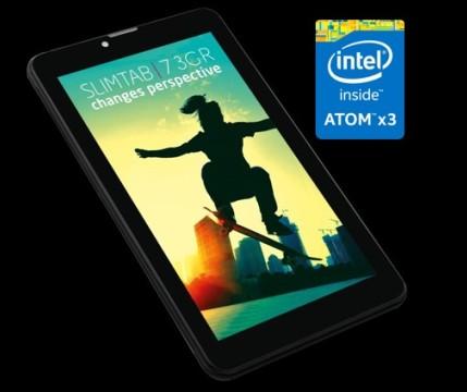 KIANO SlimTab 7 3GR – pierwszy w Europie tablet z uk�adem Intel® Atom™ x3 SoFIA od jutra w Polsce