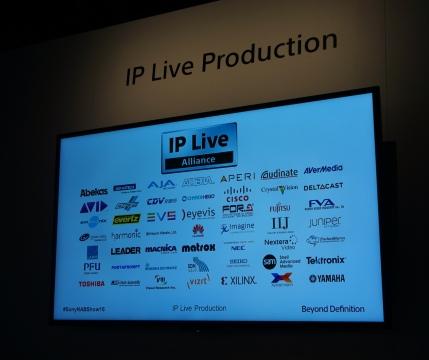 Sony i Grass Valley wsp�pracuj� nad wdra�aniem wsp�lnych standard�w bran�owych IP