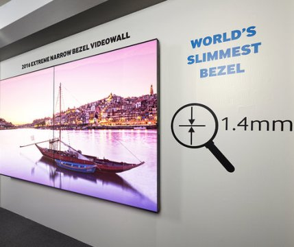 ISE 2016: Innowacje Samsung w wy�wietlaczach