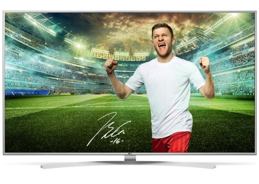 LG 55 UH7707 TEST Super UHDTV HDR Dolby Vision