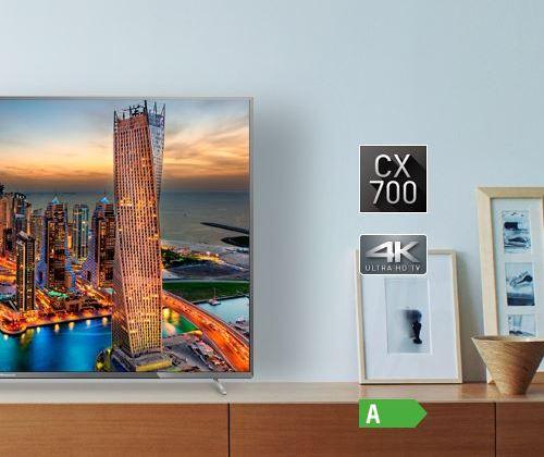 "TEST: Panasonic CX700 50"" Ultra HD 4K 3D LED LCD Firefox OS"