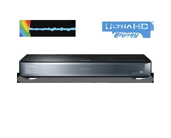 "Panasonic Ultra HD Blu-ray UB900 z certyfikacj� ""Ultra HD Premium"""