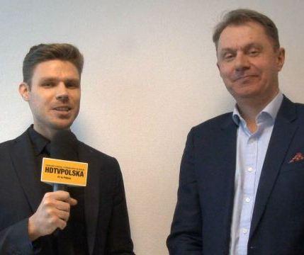 Wywiad z Panem Grzegorzem Wachowiczem - Country Head Poland z firmy Sony