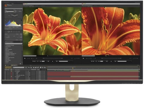 BDM3275UP: 32 calowy monitor Philipsa z DisplayPort i HDMI 2.0