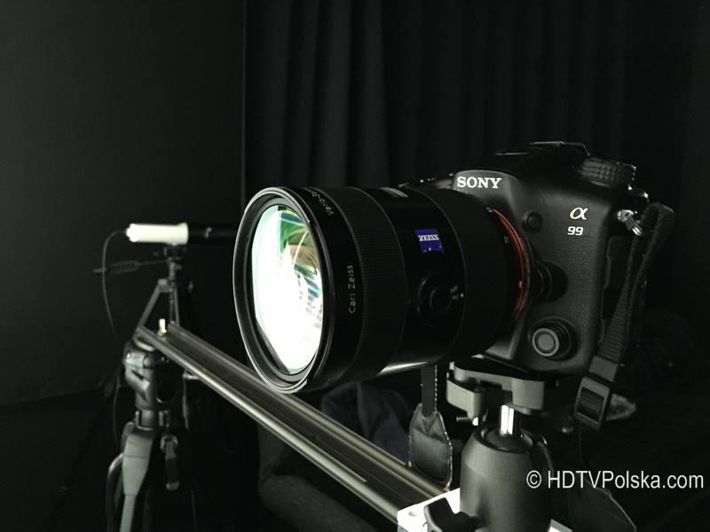 Aparat foto czyli największy KŁAMCA przy testach wyświetlaczy: telewizorów, monitorów czy projektorów