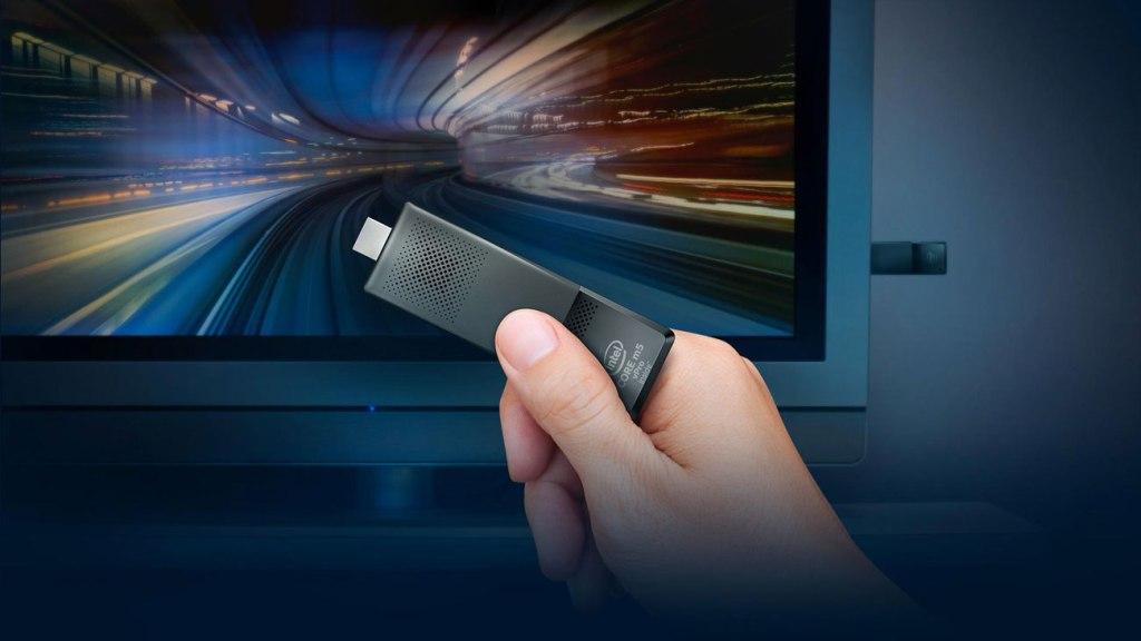 Intel Compute Stick Atom™ x5-Z8300 TEST – Wyciśnij więcej ze swojego telewizora i projektora. Zamień je w multimedialne centrum rozrywki (STK1AW32SC)