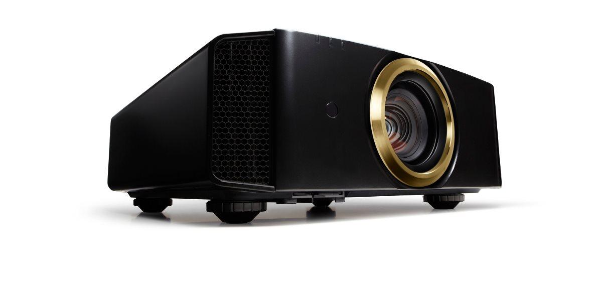 JVC DLA-RS400 TEST Projektor 3D Full HD / 4K e-shift4