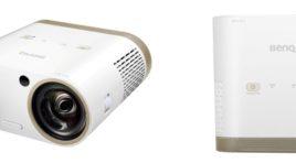 BenQ i500 Test projektor LED na systemie Android