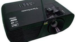 ViewSonic Pro7827HD Test – DLP, Full HD, Dark Chip 3