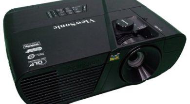 ViewSonic Pro7827HD Test główna