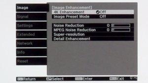 Image enh Epson TW9300