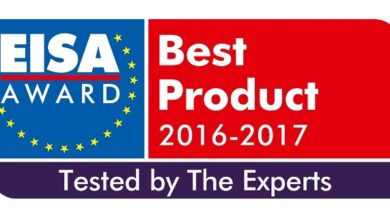 Nagrody EISA 2016 2017