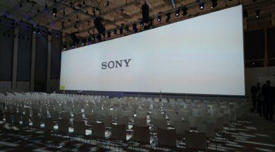 Sony konferencja IFA 2016