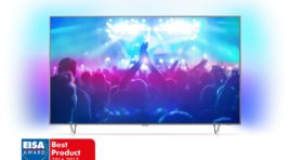 Philips PUS7601 (65PUS7601/12) – Test pierwszego Ambilight TV z HDR!