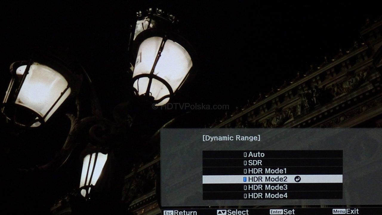 HDR 2 - do 1000cd/m2