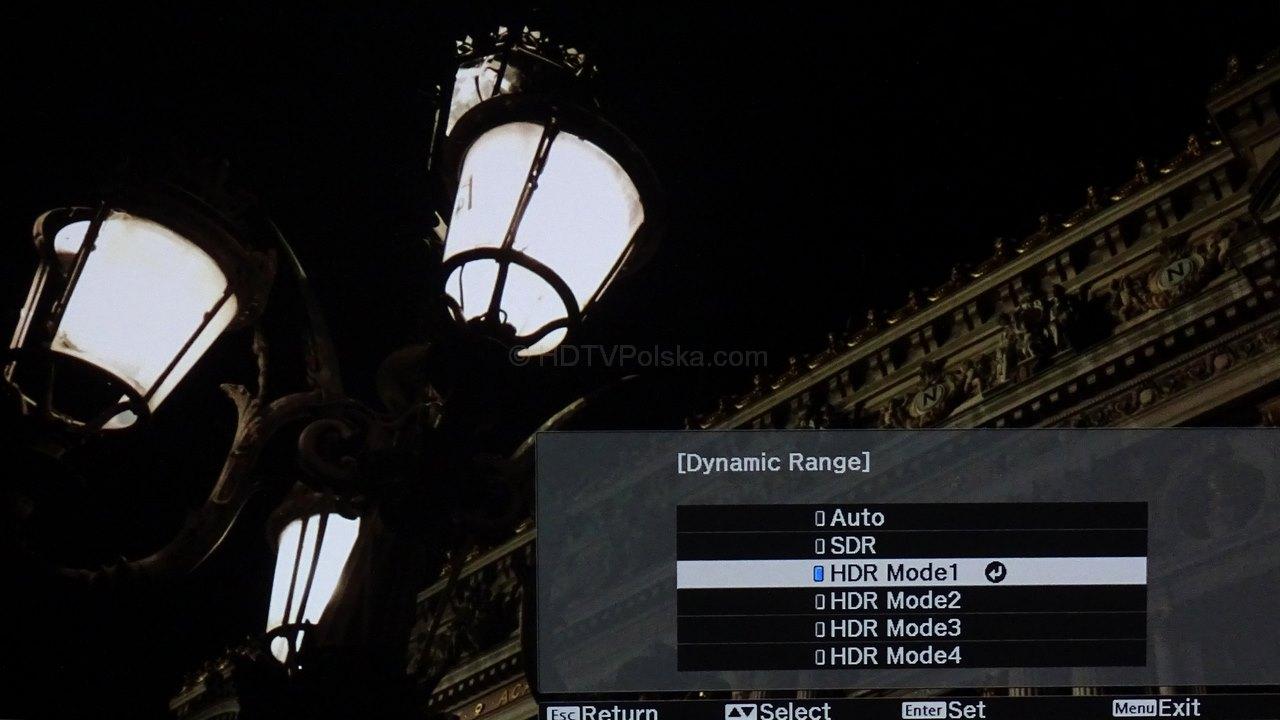 HDR 1 - do 500cd/m2