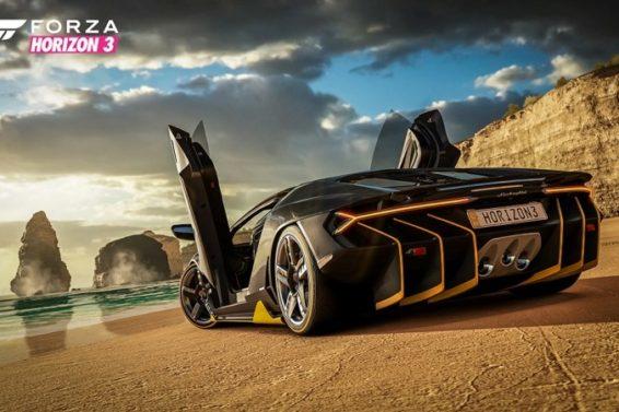 Forza Horizon 3 test recenzja tryb HDR