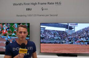 LG HDR HFR HLG