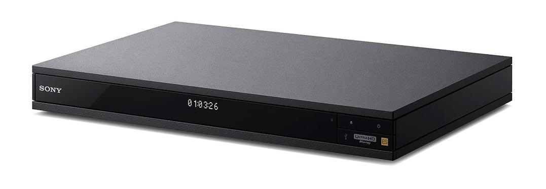 Sony UBP-X1000ES – instalacyjna wersja odtwarzacza Ultra HD Blu-ray